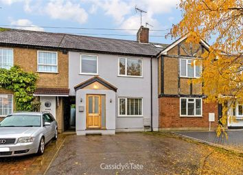 Thumbnail 4 bed terraced house for sale in Ashley Road, St. Albans, Hertfordshire