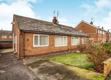 Thumbnail 2 bedroom bungalow for sale in St. Davids Road, Leyland