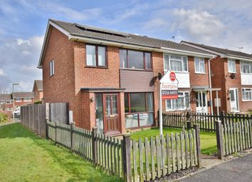 Thumbnail 3 bed semi-detached house for sale in Brighton Hill, Basingstoke