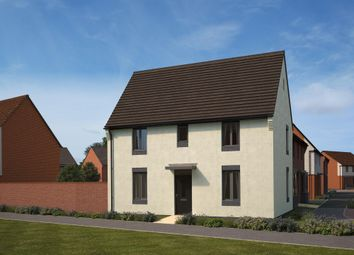 "Thumbnail 3 bedroom end terrace house for sale in ""Hadley"" at Lawley Drive, Telford"
