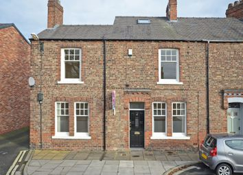 Thumbnail 3 bed terraced house to rent in Shipton Street, York