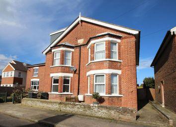 Thumbnail 2 bed semi-detached house for sale in Uridge Road, Tonbridge