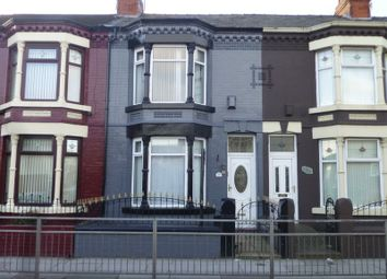 Thumbnail 3 bed terraced house to rent in Hawthorne Road, Bootle