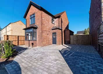 Thumbnail 3 bed detached house for sale in Crown Street, Peterborough