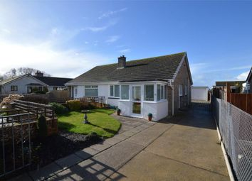 Thumbnail 2 bed semi-detached bungalow for sale in Leyford Close, Wembury, Plymouth, Devon