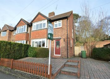 Thumbnail 3 bedroom semi-detached house to rent in Campbell Road, Weybridge, Surrey