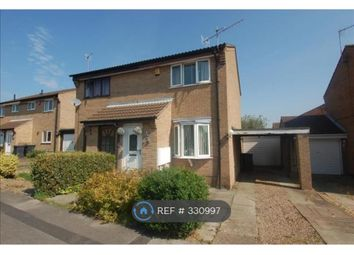 Thumbnail 2 bed semi-detached house to rent in Swindon Close, Giltbrook, Nottingham