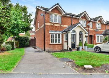 Thumbnail 2 bedroom terraced house for sale in Tiverton Drive, Wilmslow