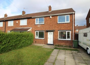 Thumbnail 3 bed end terrace house for sale in Tamworth Road, Billingham