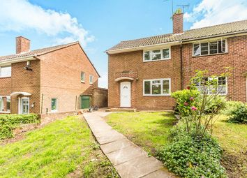Thumbnail 2 bedroom semi-detached house for sale in Heronswood Road, Rednal, Birmingham