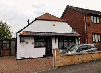 Thumbnail 3 bed detached bungalow for sale in James Street, Coalville