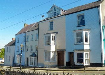 4 bed terraced house for sale in Egerton House, Goat Street, Haverfordwest, Pembrokeshire SA61