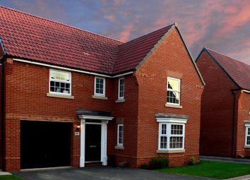 "Thumbnail 4 bed detached house for sale in ""Drummond"" at Carters Lane, Kiln Farm, Milton Keynes"