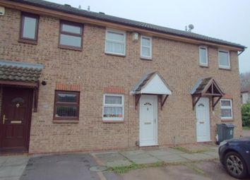 Thumbnail 2 bed terraced house for sale in Manor Drive, Leicester, Leicestershire