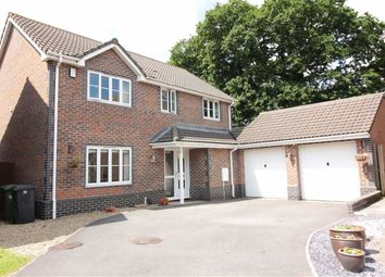 Thumbnail 4 bedroom detached house for sale in Adderly Gate, Emersons Green, Bristol