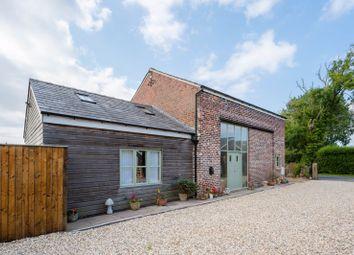 Thumbnail 3 bed barn conversion for sale in The Mews, Carr Lane, Tarleton, Preston