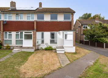 Thumbnail 3 bed end terrace house for sale in Elm Tree Close, Selsey, Chichester