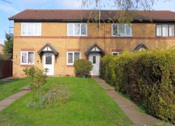 Thumbnail 2 bedroom terraced house for sale in Prins Court, Wisbech, Cambridgeshire