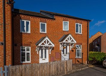 Thumbnail 2 bed terraced house for sale in Rushmere Close, Raunds, Northamptonshire