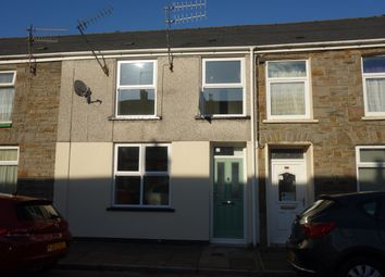 Thumbnail 2 bed terraced house to rent in Dumfries Street, Treherbert
