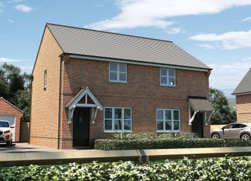 "Thumbnail 2 bed end terrace house for sale in ""The Hindhead "" at Pershore Road, Evesham"