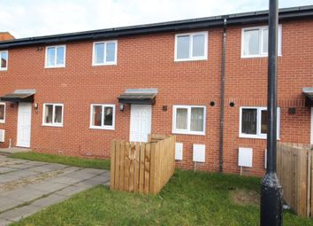 Thumbnail 4 bedroom terraced house to rent in Marleen Court, Heaton, Newcastle Upon Tyne