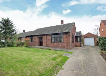 Thumbnail 2 bed detached bungalow for sale in Rotten Row, Riseley, Bedford