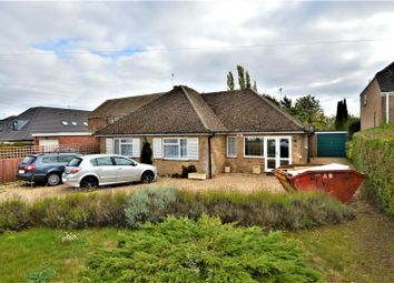 Thumbnail 5 bedroom detached bungalow for sale in Exeter Gardens, Stamford