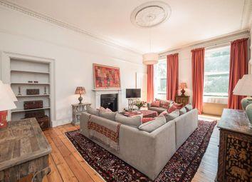 Thumbnail 5 bedroom flat to rent in Brunton Place, Hillside