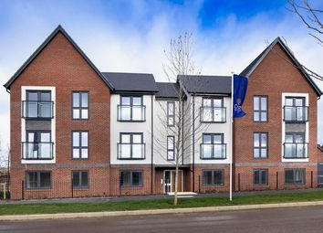Thumbnail 2 bed flat for sale in Rugby Road, Gills Crescent, Rugby