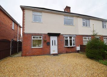 Thumbnail 2 bed semi-detached house for sale in Station Grove, Milton, Stoke-On-Trent