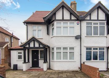 Thumbnail 4 bed semi-detached house for sale in Belmont Avenue, New Malden