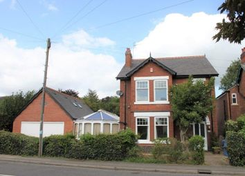 Thumbnail 5 bed detached house for sale in Western Road, Mickleover, Derby