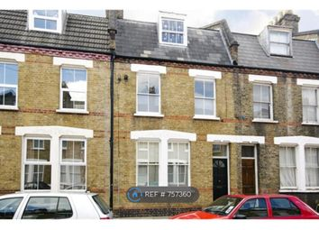 Thumbnail 4 bed terraced house to rent in Senrab Street, London