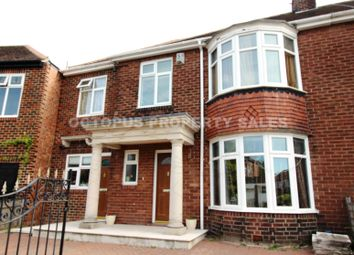 Thumbnail 7 bed semi-detached house for sale in Friarside Road, Newcastle Upon Tyne