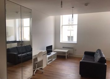 Thumbnail Studio to rent in Bexley Square, Salford