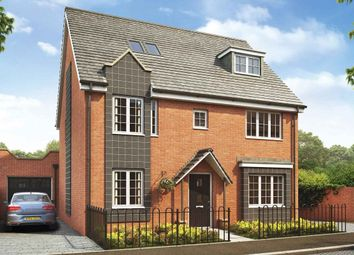 Thumbnail 5 bed detached house for sale in The Risborough At Pine Trees, Daws Hill Lane, High Wycombe