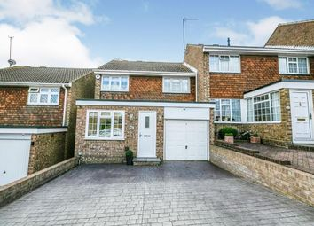 Thumbnail 3 bed end terrace house for sale in Pinks Hill, Swanley, Kent