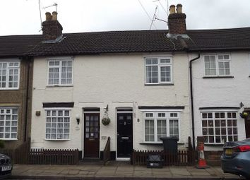 Thumbnail 2 bed terraced house to rent in Boundary Road, St Albans
