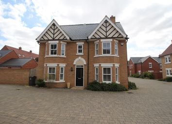 Thumbnail 3 bed semi-detached house to rent in Midsummer Grove, Great Denham, Bedford