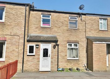 Thumbnail 3 bed terraced house for sale in Crawford Close, Freshbrook, Swindon