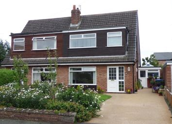 Thumbnail 3 bed semi-detached house for sale in Green View, Lymm, Cheshire