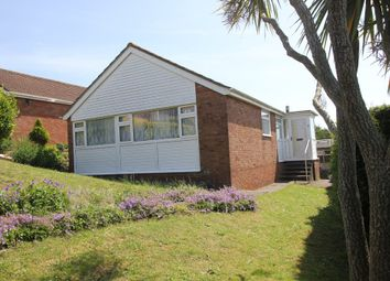 Thumbnail 3 bed detached bungalow for sale in Cherry Brook Walk, Paignton