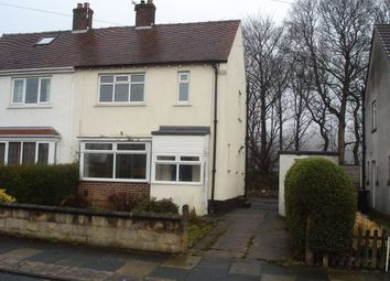 Thumbnail 2 bed semi-detached house to rent in Denby Drive, Baildon