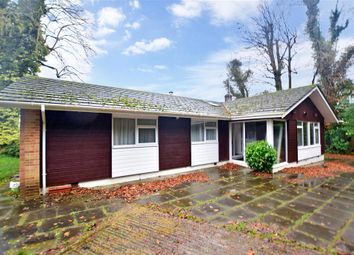 Thumbnail 4 bed detached bungalow for sale in Woodbury Close, East Grinstead, West Sussex