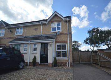 Thumbnail 2 bedroom semi-detached house for sale in Old Warren, Taverham, Norwich