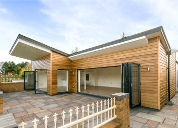 Thumbnail 4 bed detached house for sale in Meadow View, Marlow Road, Marlow, Buckinghamshire