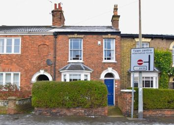 Thumbnail 3 bed terraced house to rent in Newmarket, Louth