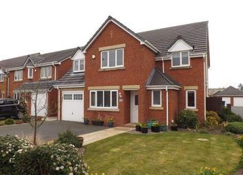 Thumbnail 5 bed detached house for sale in Regency Gardens, New Longton, Preston, Lancashire