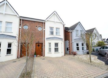 Thumbnail 4 bed semi-detached house for sale in Grand Prix Mews, Dundonald, Belfast